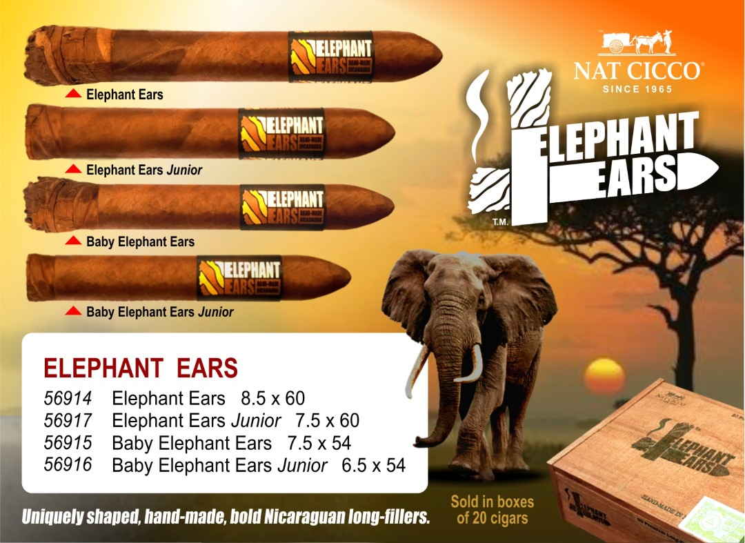 ELEPHANT EAR (Item is currently backordered)